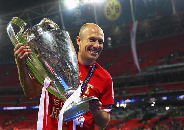Arjen Robben Facts