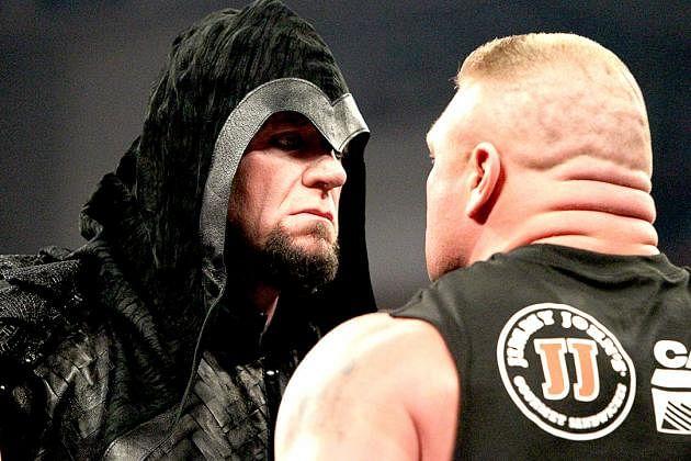 5 reasons why Undertaker vs. Brock Lesnar rematch should happen at Wrestlemania 31