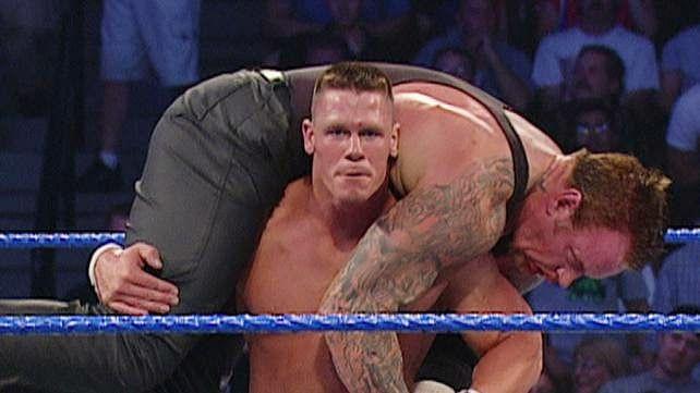 Video: John Cena buries The Undertaker on WWE Raw