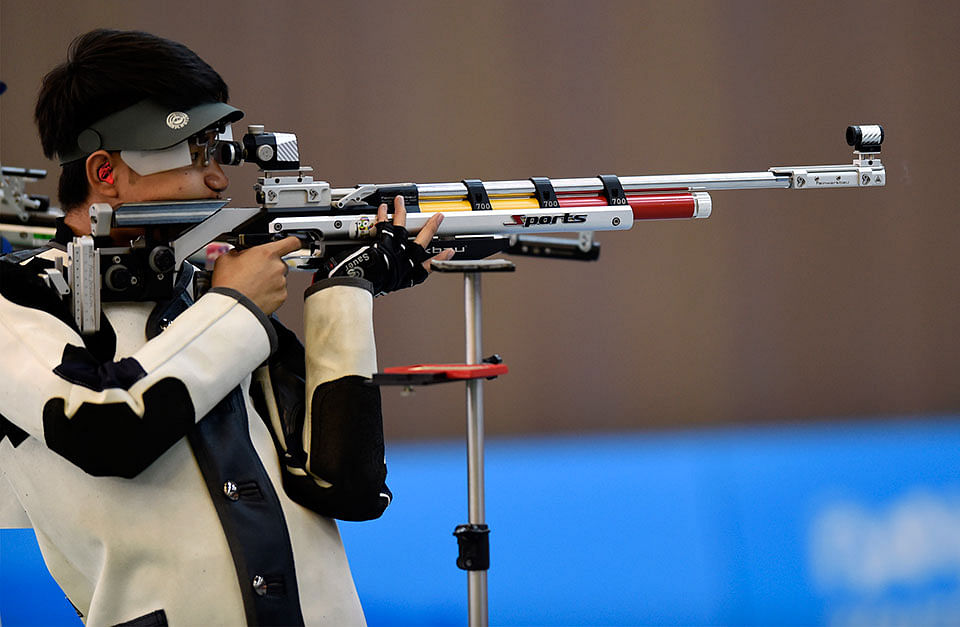 China secures nine Olympic shooting places