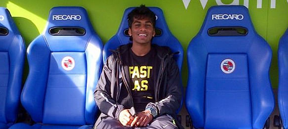 ASD Cape Town disappointed by Brandon Fernandes' decision to stay in India