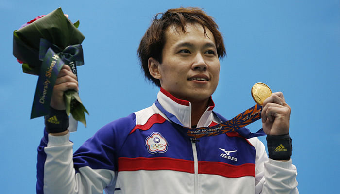 Asian Games 2014: Lin Tzu Chi wins gold with a world record lift