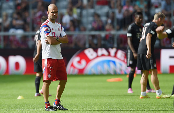 Can Pep Guardiola succeed with the 3-4-3 system at Bayern Munich?