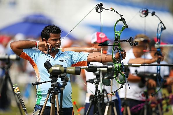 Asian Games 2014: Indian men archers in compound final