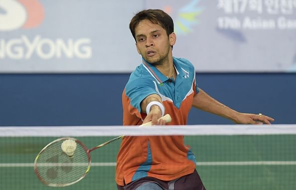 Asian Games 2014: Parupalli Kashyap loses to Lee Chong Wei in round of 16