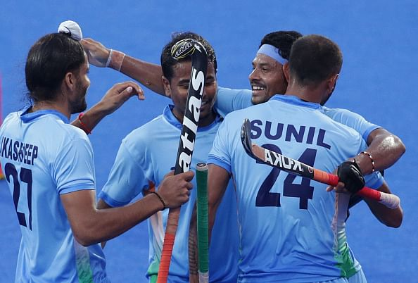 Asian Games 2014: India beat Korea 1-0 to reach men's hockey final