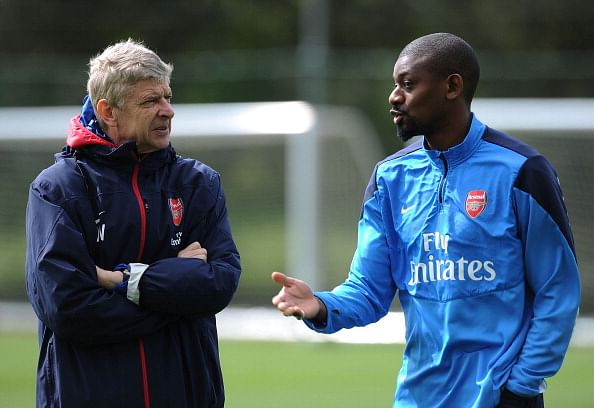 Abou Diaby set to make first start for Arsenal tonight after 556 days out injured