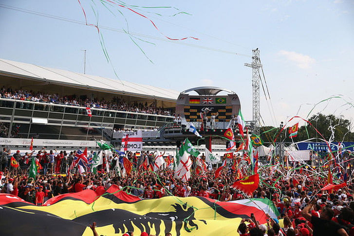 Top 10 Tweets from the 2014 Italian Grand Prix