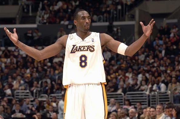 Stastical Comparison: Kobe Bryant (#8) vs Kobe Bryant (#24)