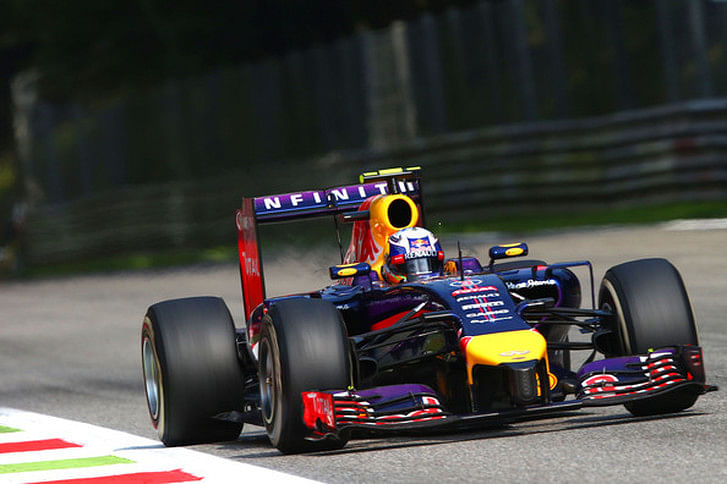 Daniel Ricciardo: 'Fifth the best we could do at the Italian Grand Prix'