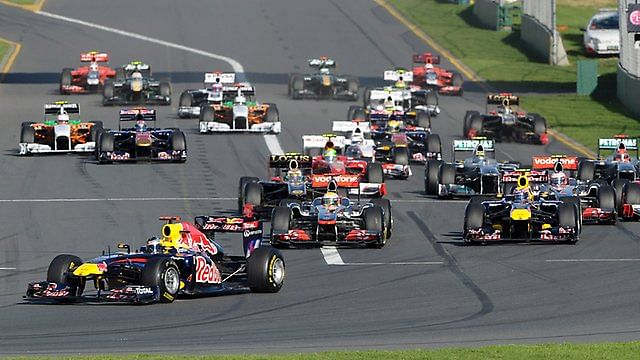 Who will win the 2014 Formula One Championship?