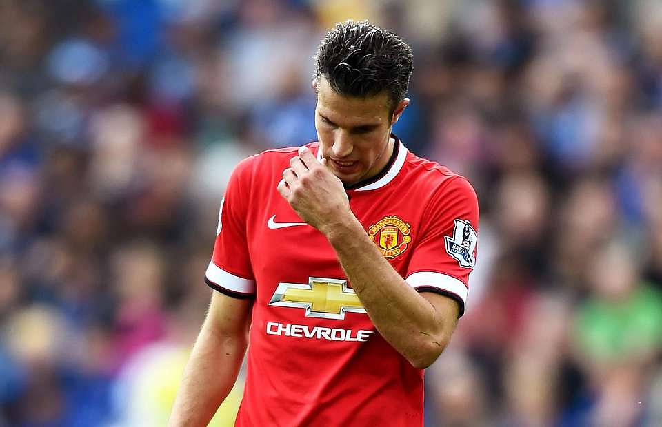 Robin van Persie reveals how the Manchester United players coped with Leicester defeat