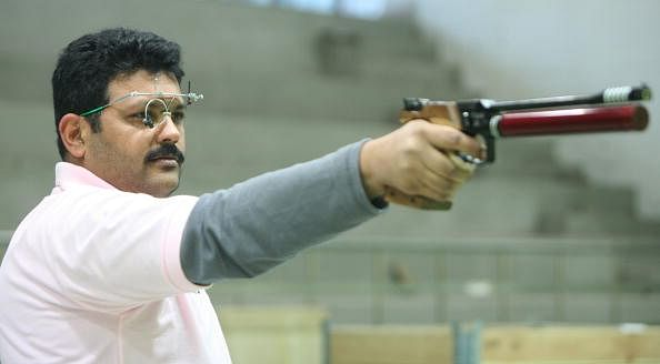 Asian Games 2014: Indian men's team 5th in 25m standard pistol