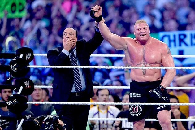 Resultado de imagem para undertaker vs lesnar