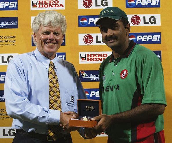 All doom and gloom for Kenyan cricket, says former left-arm spinner Aasif Karim