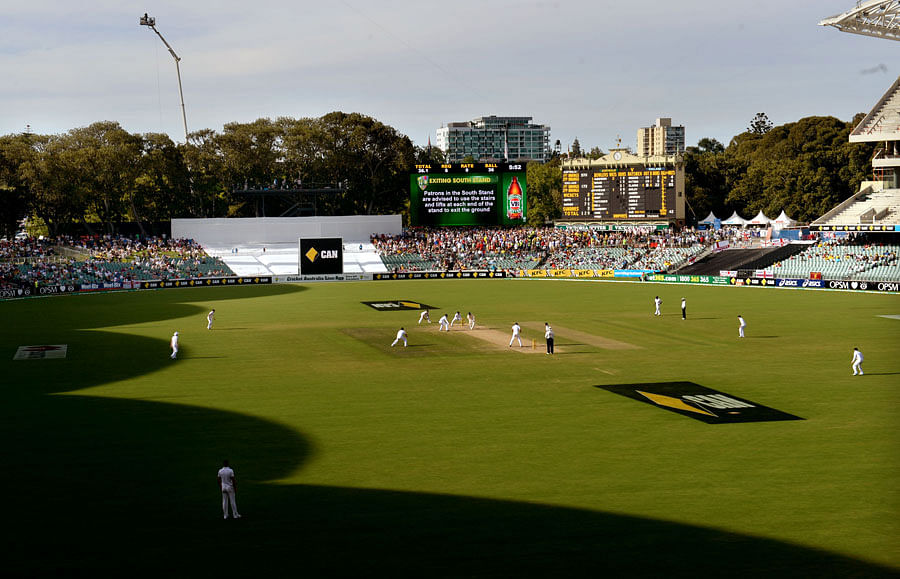 Top 5 high-scoring Test match venues in the world