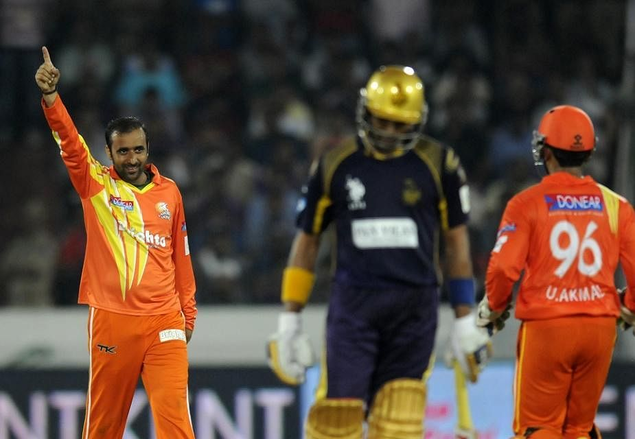 CLT20: Lahore Lions off-spinner Adnan Rasool reported for suspected action