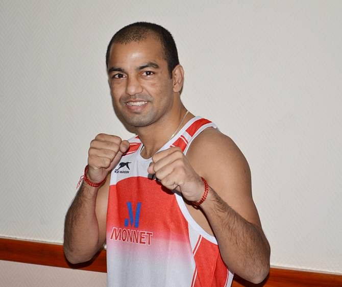 Akhil Kumar talks about his comeback and the upcoming Asian Games in an exclusive interview