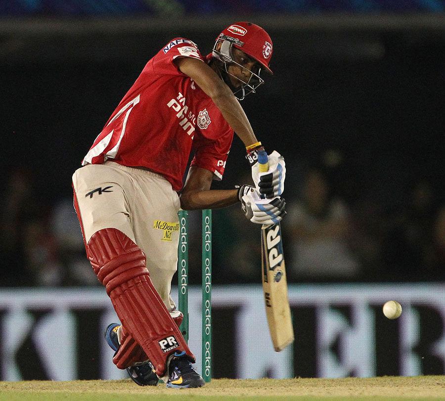 Kings XI Punjab skipper George Bailey praises Akshar Patel for
