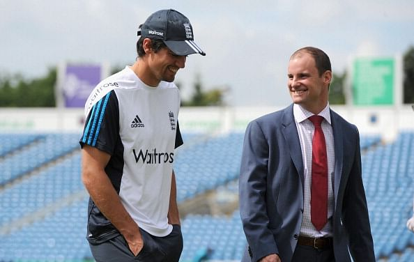 Andrew Strauss: Sacking Alastair Cook before World Cup would be disastrous