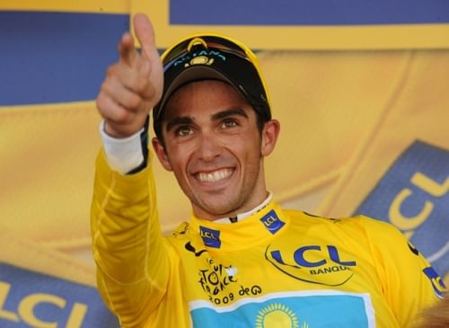 Alberto Contador remains on top of the leader board despite John Degenkolb winning Vuelta 12th stage