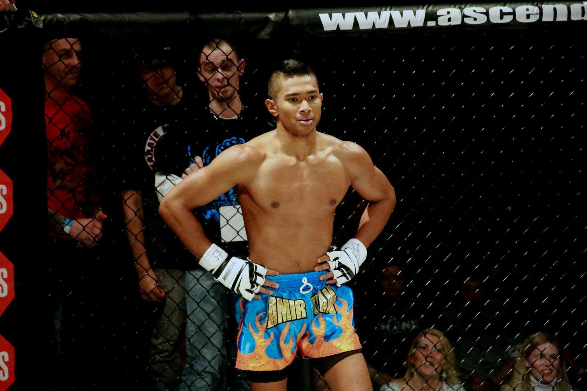 Second generation Indian set to star for Asia's biggest MMA promotion