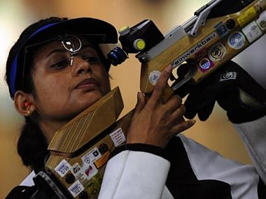 Asian Games 2014: India women end 6th in rifle 3 positions