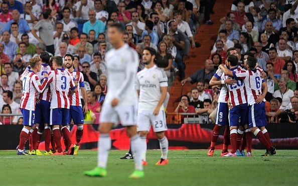 Real Madrid 1-2 Atletico Madrid: Five Talking Points