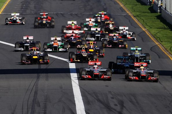 FIA announces 20-grand prix 2015 Formula 1 schedule