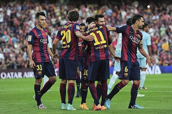 Barcelona 6-0 Granada: Tactical Analysis - How Luis Enrique's tactics helped Barcelona score six