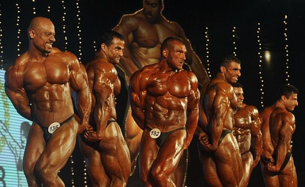 Mumbai will host world bodybuilding championship in December