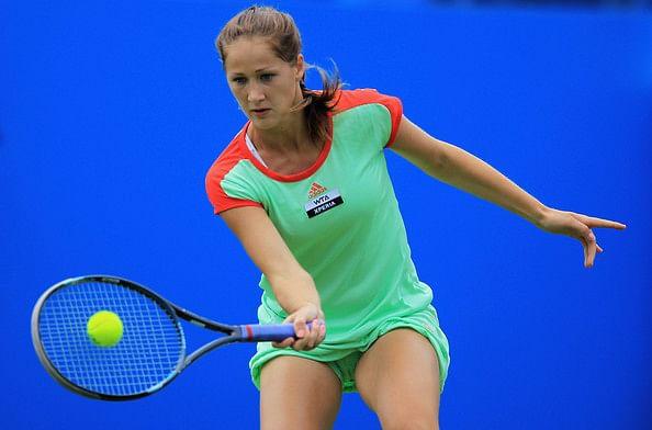 Tashkent Open: Bojana Jovanovski enters second round