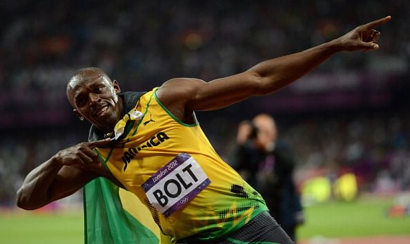 Bolt says his 100m world record is out of reach