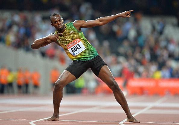 A phenomenon called Usain Bolt