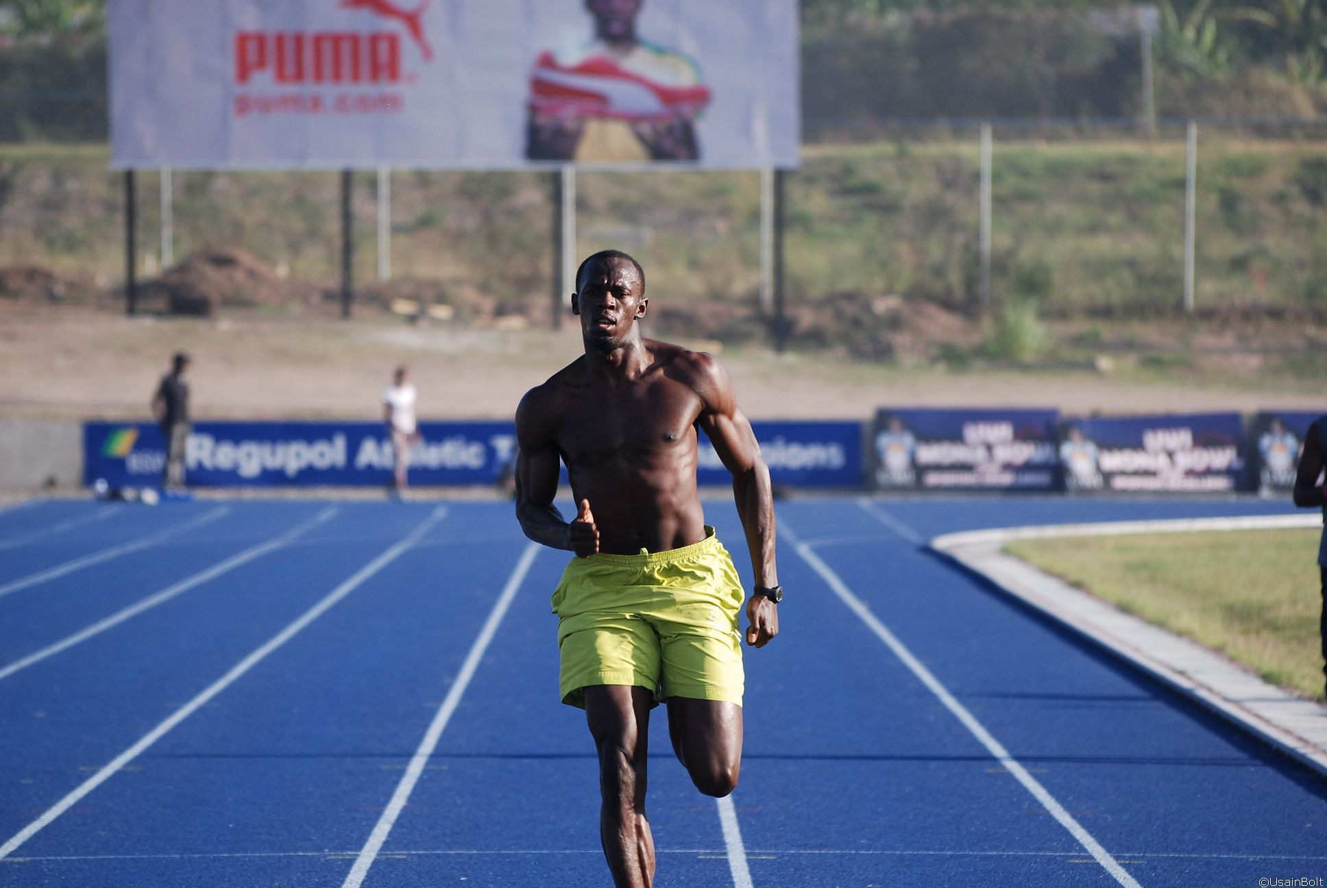 CAN YOU HANDLE USAIN BOLT'S SPEED WORKOUT CAN YOU HANDLE USAIN BOLT'S SPEED WORKOUT new pictures