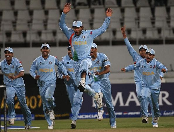 Video: India-Pakistan bowl out in 2007 World T20