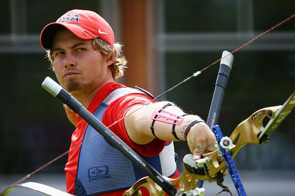 Top five archers of World Cup 2014 – Recurve individual men