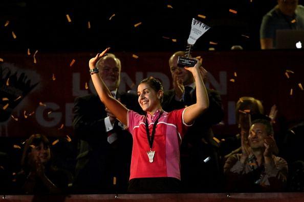 P. V. Sindhu's conqueror clinches World Badminton Championship