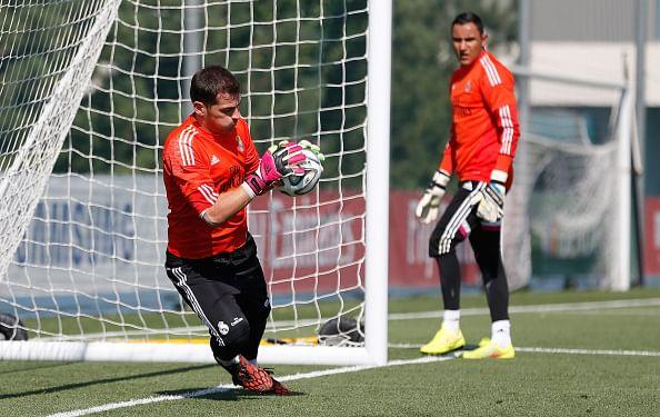 Carlo Ancelotti wants end to Real Madrid goalkeeper debate