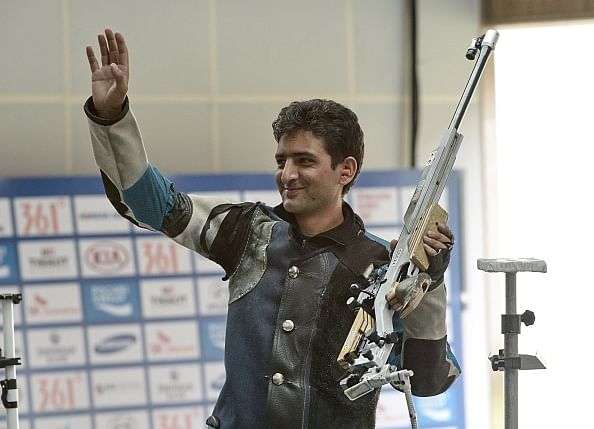 Asian Games: Chain Singh wins bronze in shooting
