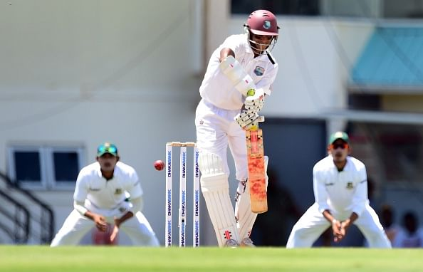 Shivnarine Chanderpaul climbs to third place in ICC Test rankings
