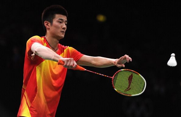 Second seed Chen wins Badminton World Championship title