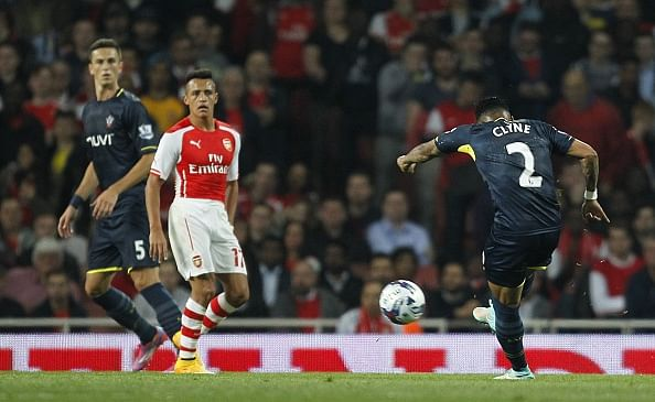Capital One Cup: Arsenal 1-2 Southampton - Goals and highlights