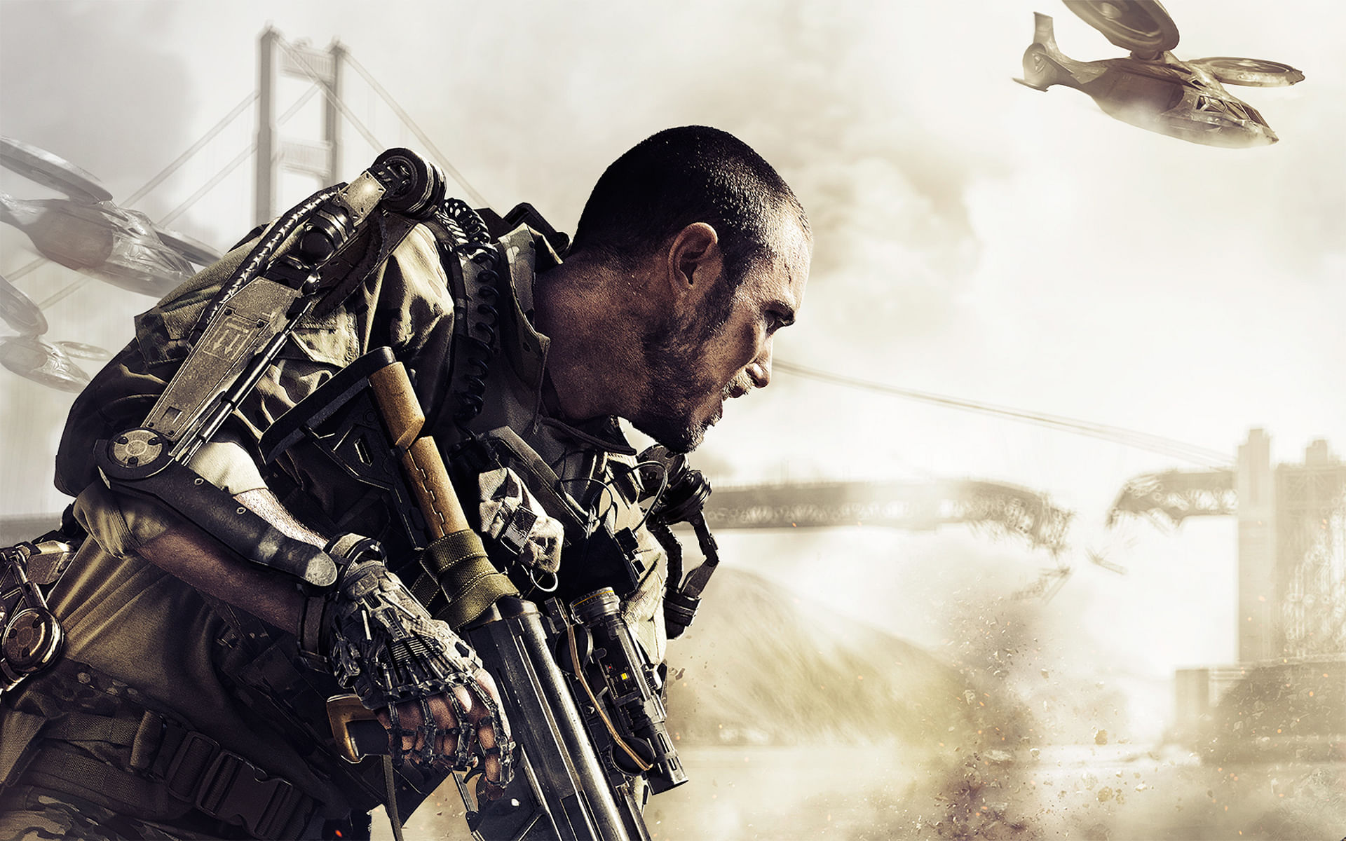 Call of Duty: Advanced Warfare to have
