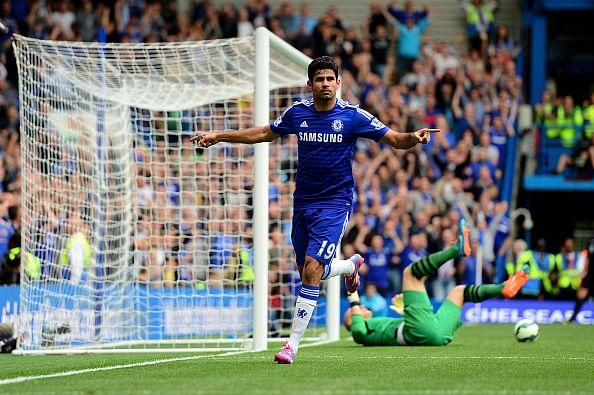 Post-match Analysis: Integration of the lone striker sets Chelsea and Aston Villa apart