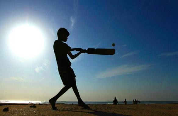 Cricket and its life-lessons
