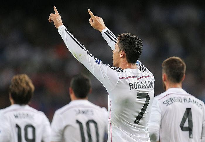 Champions League: Real Madrid first team to score 1000 European goals as Ronaldo chases Raul