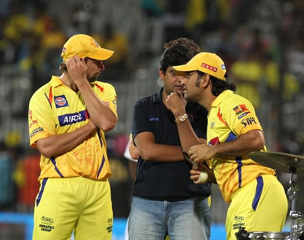 Reports: Justice Mudgal committee to recommend ouster of CSK from IPL