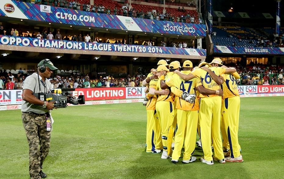 CLT20 2014: CSK blitzkrieg makes up for poor fan turnout in Bangalore