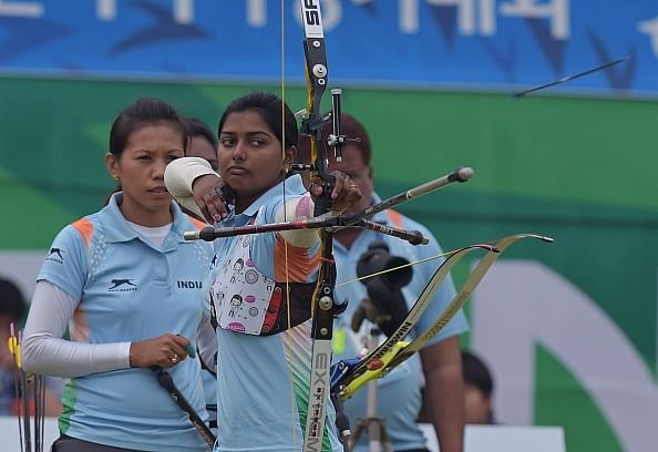 Indian women's team finishes 4th in recurve archery